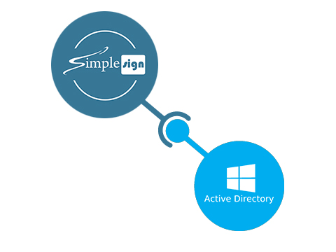 Active directory Logo SimpleSign
