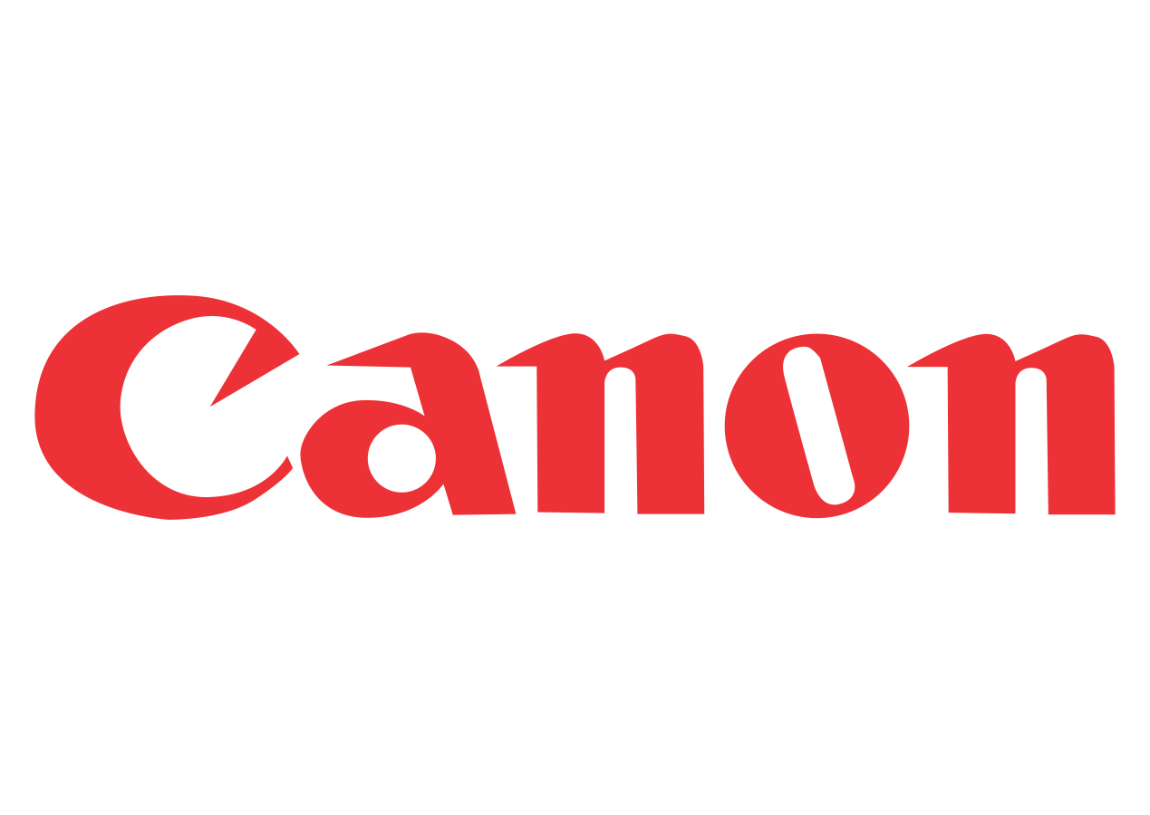 Canon red logo